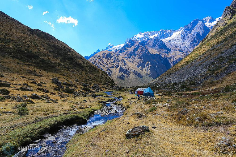 جبال الإنديز، البيرو