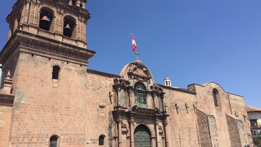 الكنيسة الرئيسية في كوسكو
