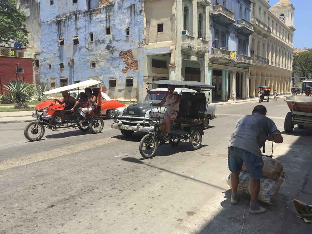 الحياة كما تبدو في كوبا
