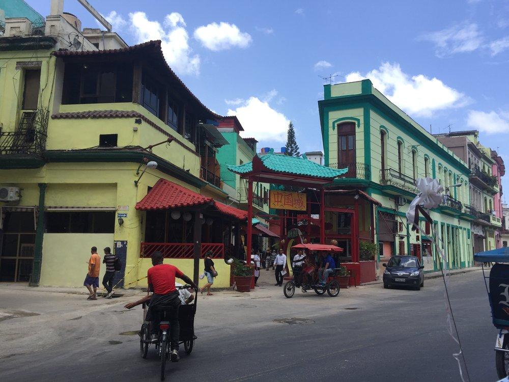 الحي الصيني الوحيد في العالم الذي لا يحتوي على صينيين