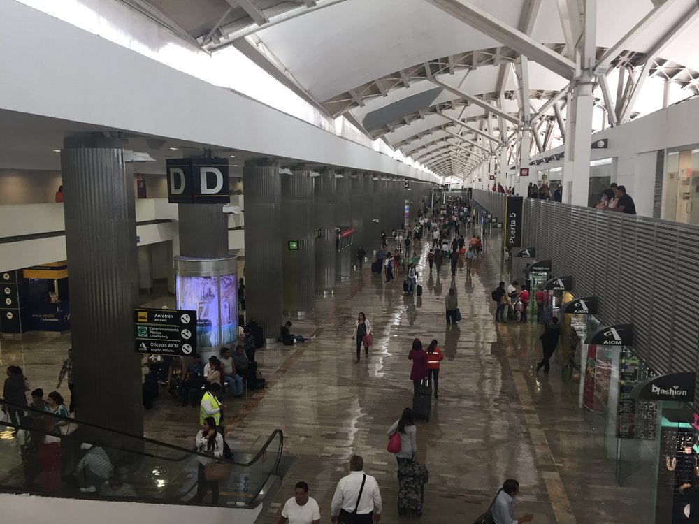 مطار المكسيك الدولي