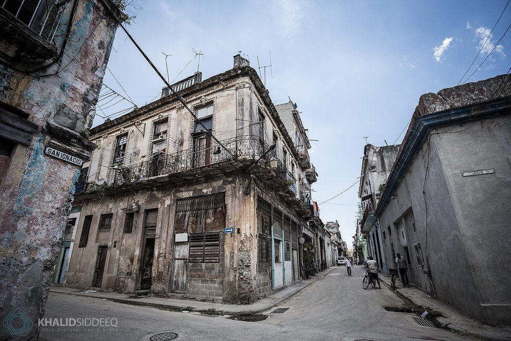نسبة الأمان عالية جداً في كوبا