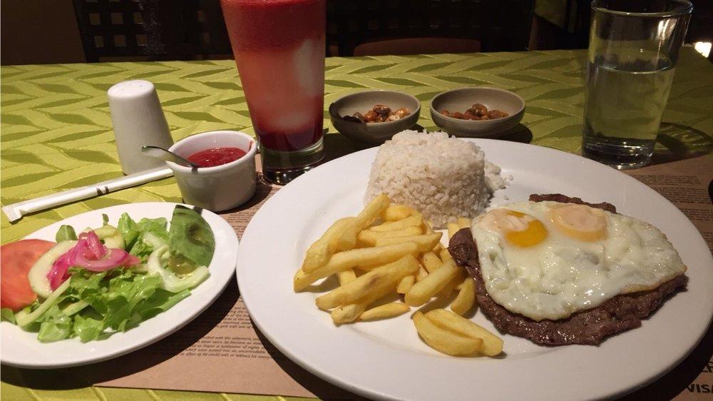 عشاء اكوادوري