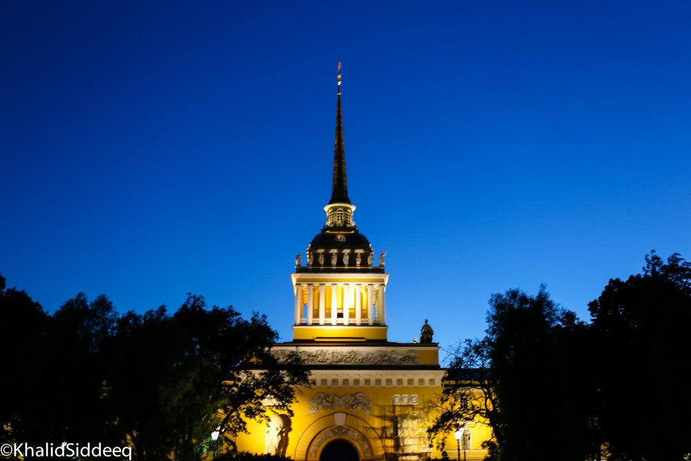 سانت بيترسبرغ - الوجهة المثالية بعد موسكو