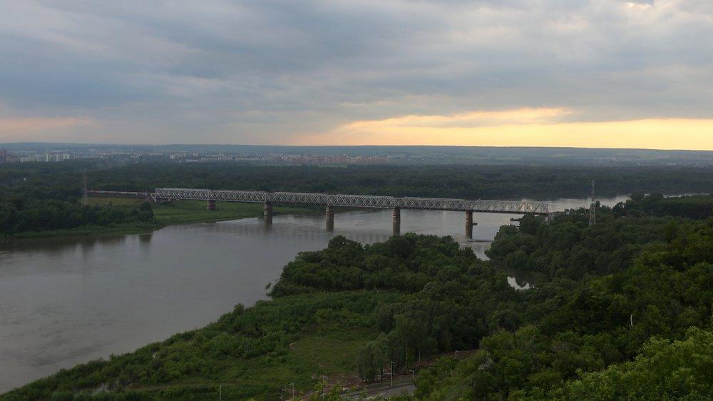 نهر بيلايا - يصل طوله إلى ١٤٣٠كم