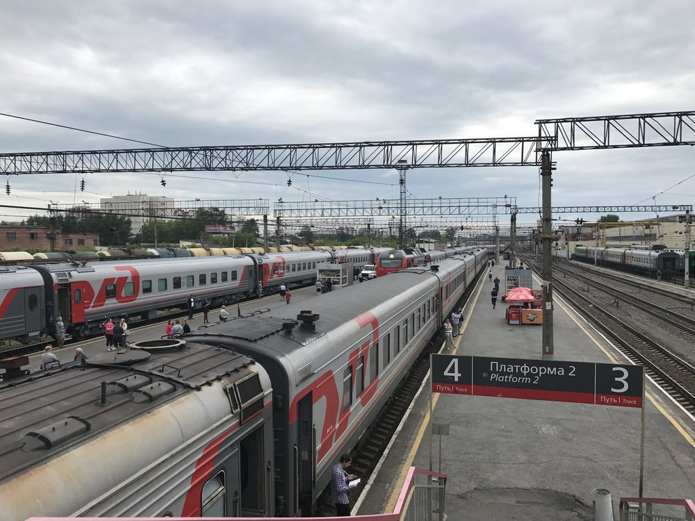 قطارات سيبيريا - أفضل وسيلة للتنقل بين المدن السيبيرة
