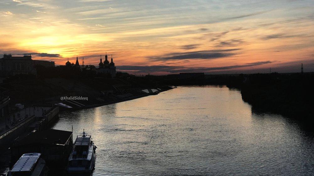 نهر تورا