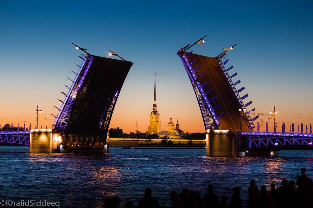 سانت بيتيرزبيرغ، روسيا