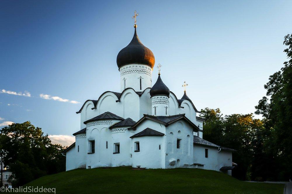 البسكوف، روسيا