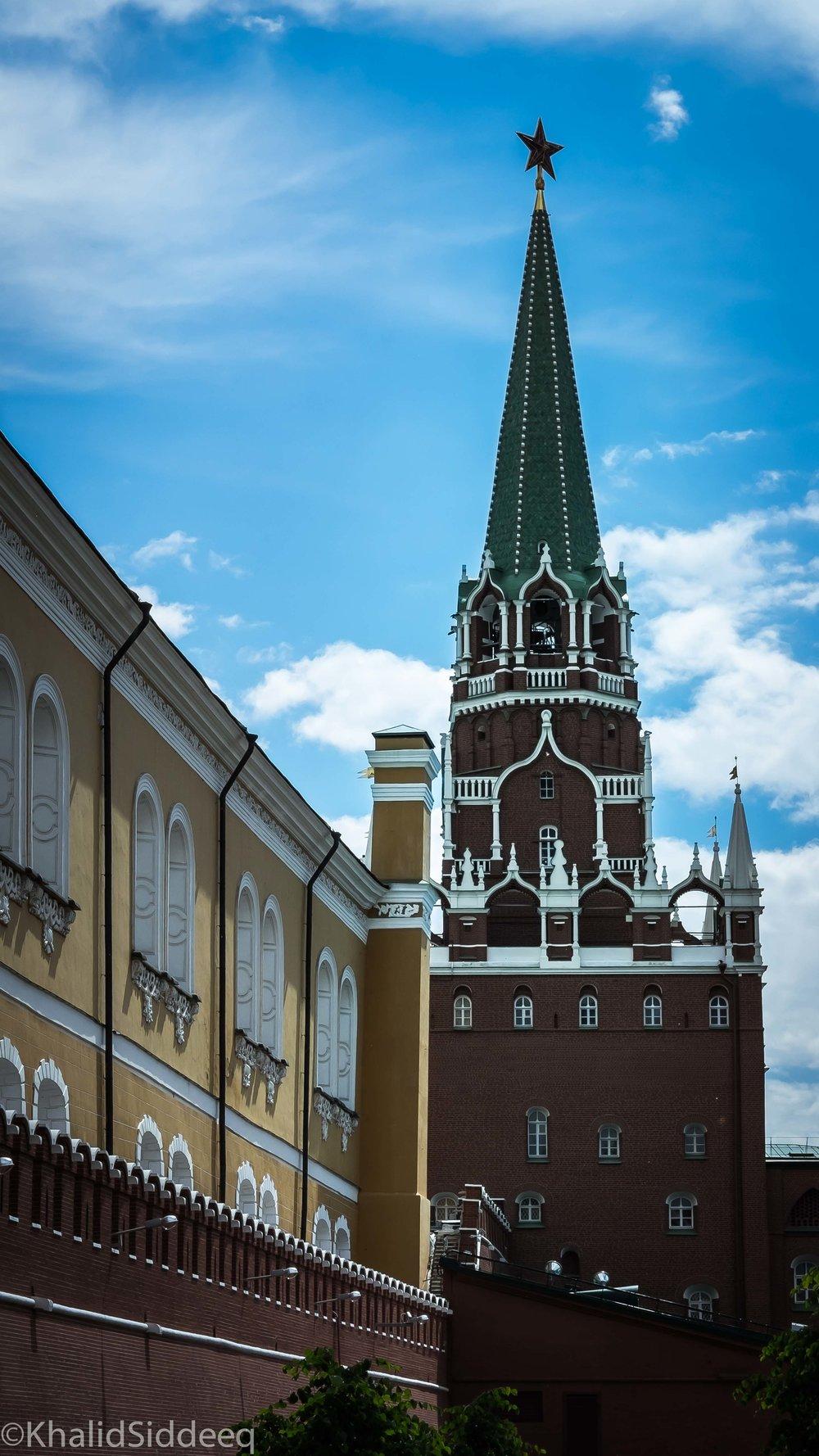 برج كتفيا، بريدموستنايا، موسكو