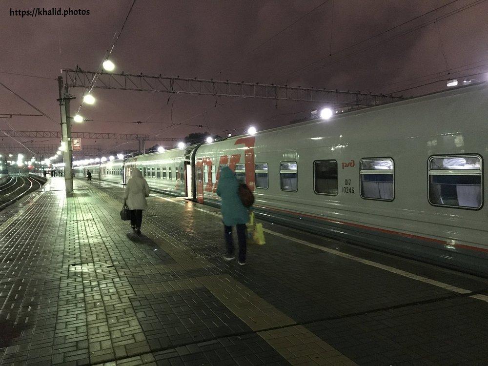 من موسكو
