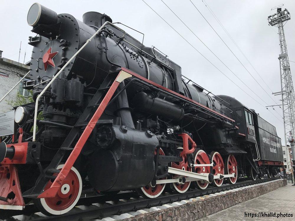 قطار عمره ١٠٠ عام