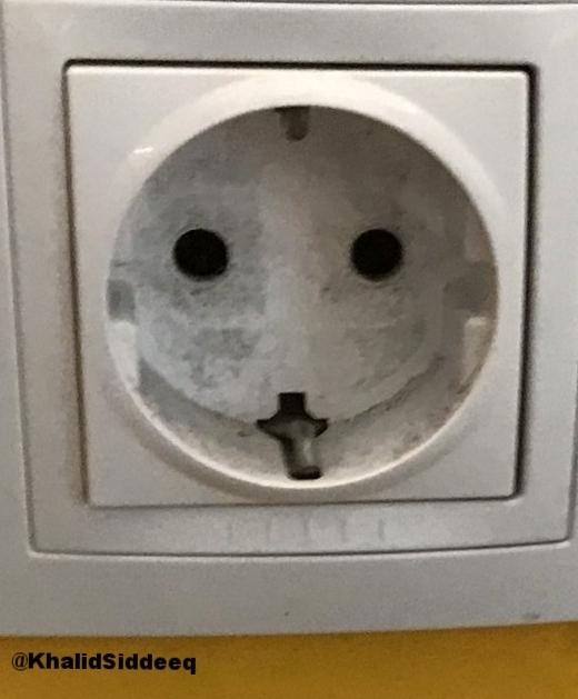 أفياش الكهرباء في روسيا