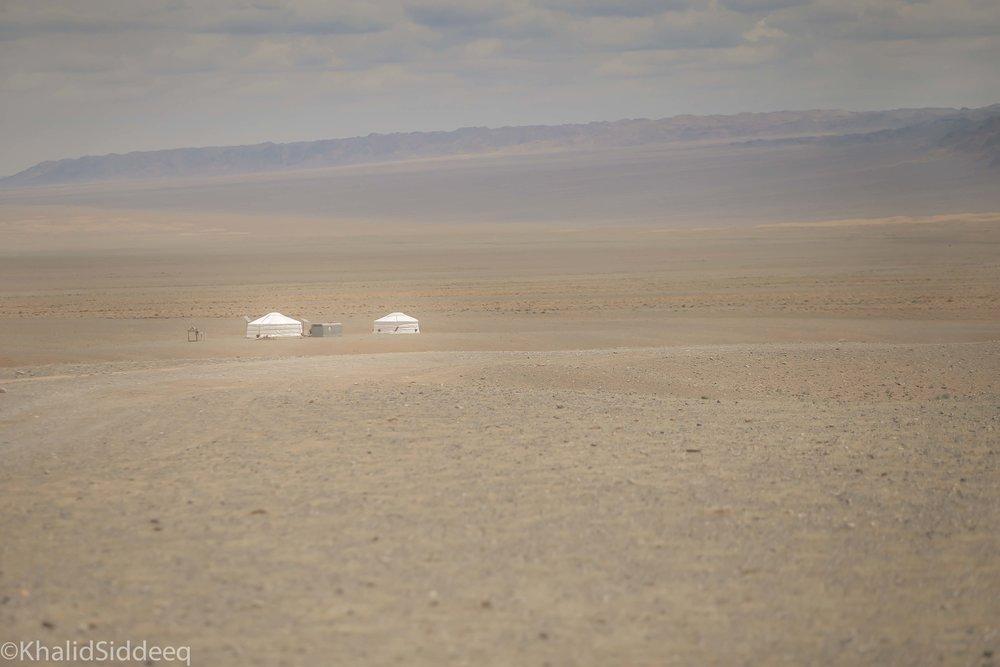 منغوليا - Mongolia