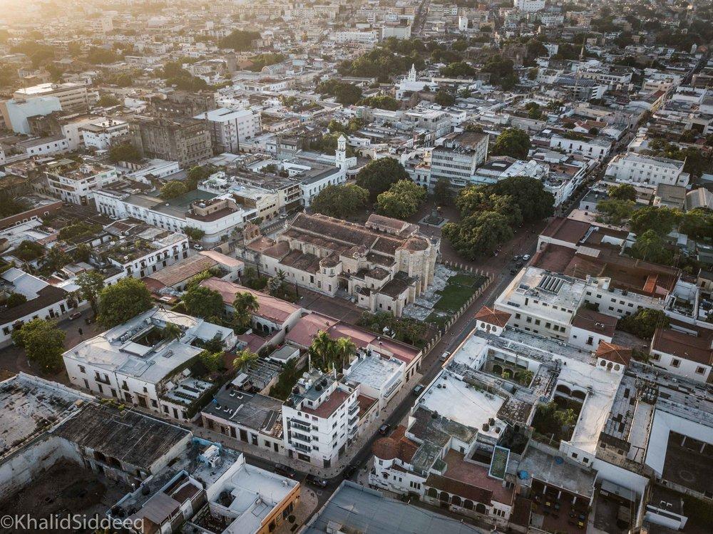 سانتو دومنيغو - العاصمة