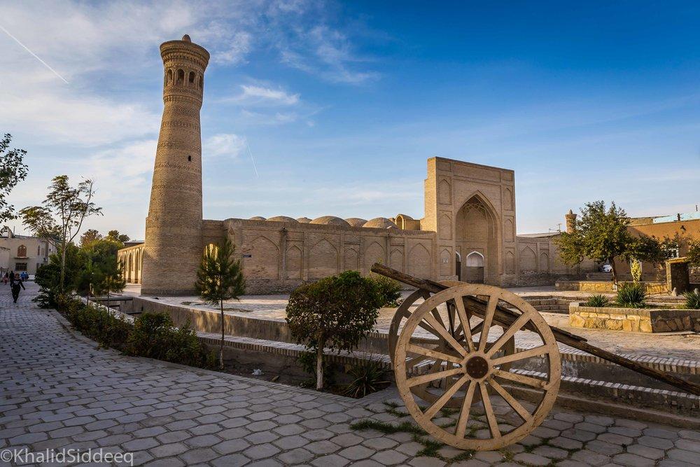 أوزباكستان - مزيج بين الحضارة الأوزبكية والإستعمار السوفييتي