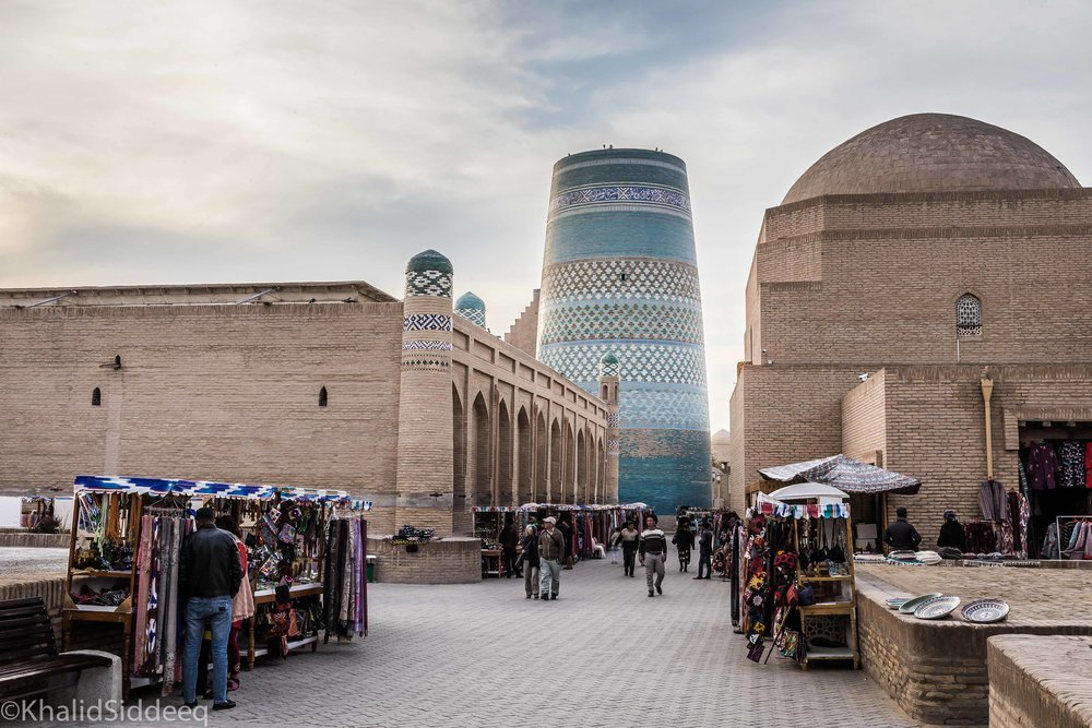 خيوه، أوزباكستان