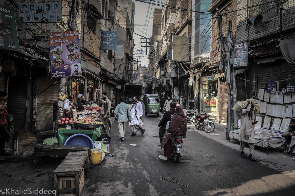 لاهور - منذ العهد القديم