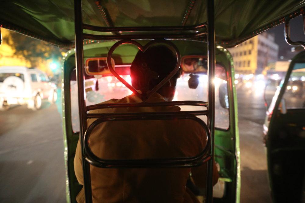 تجولت في باكستان في أماكن وأوقات مختلفة - دون وجود مشاكل تذكر
