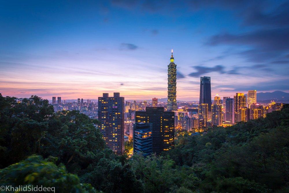 تايوان 台湾 - أحببتها وأحببت تميزها