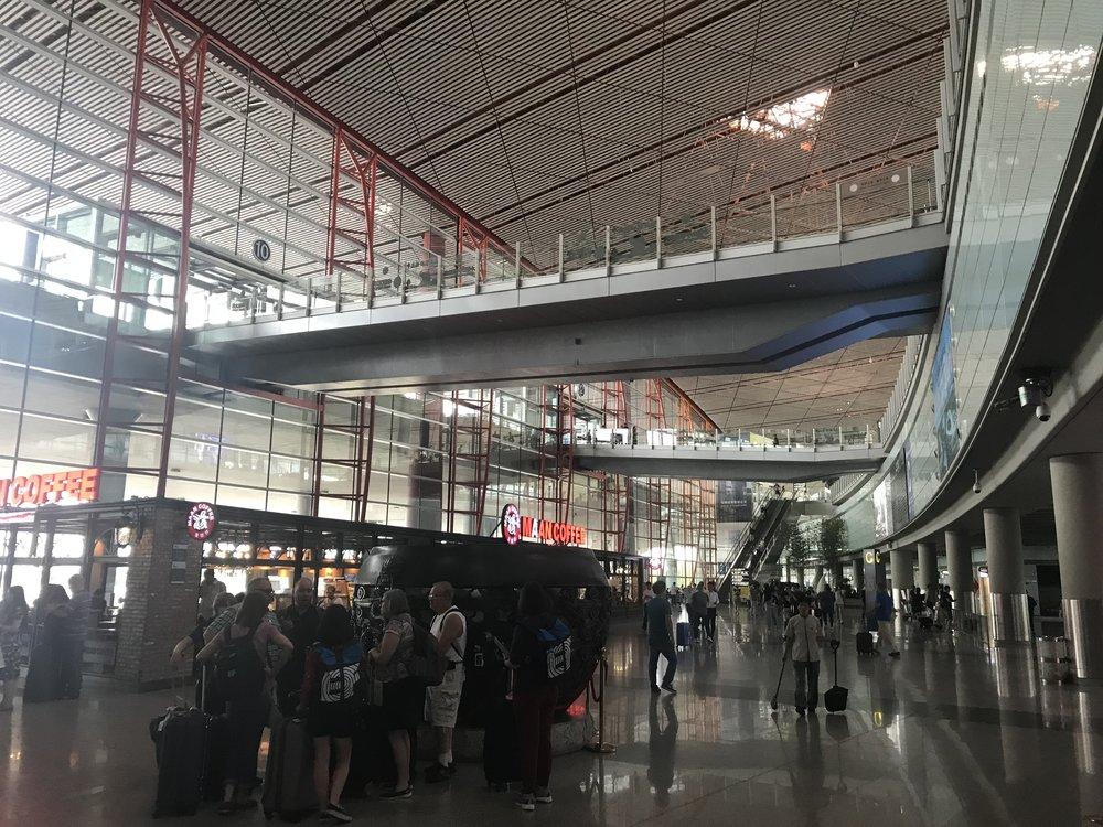 مطار بكين الدولي