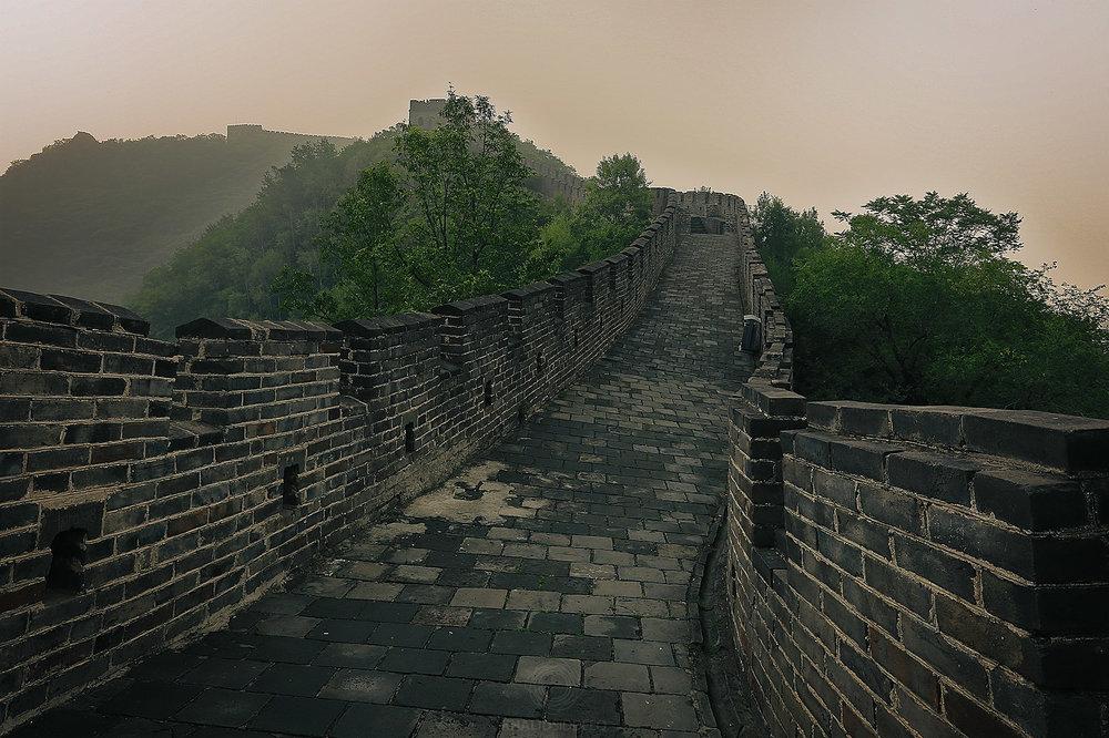 سور الصين العظيم - أحد معالم الصين الهامة