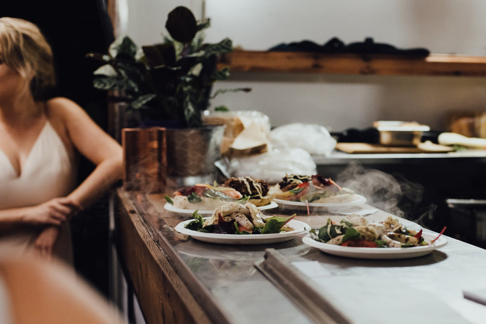 festival style event catering byron bay