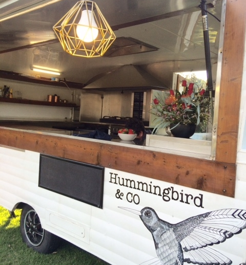 mobile kitchen, mobile catering service