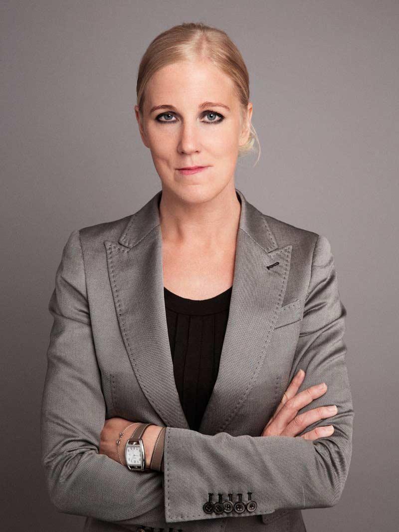 Anna Stellinger ,  generaldirektör, Kommerskollegium.
