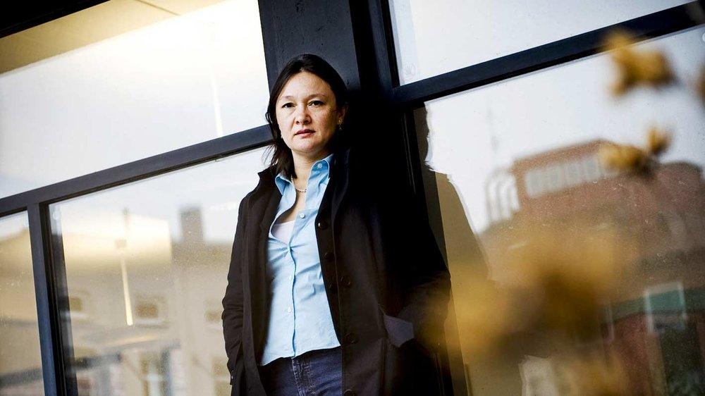Sylvia Schwaag Serger, direktör internationell strategi, Vinnova.