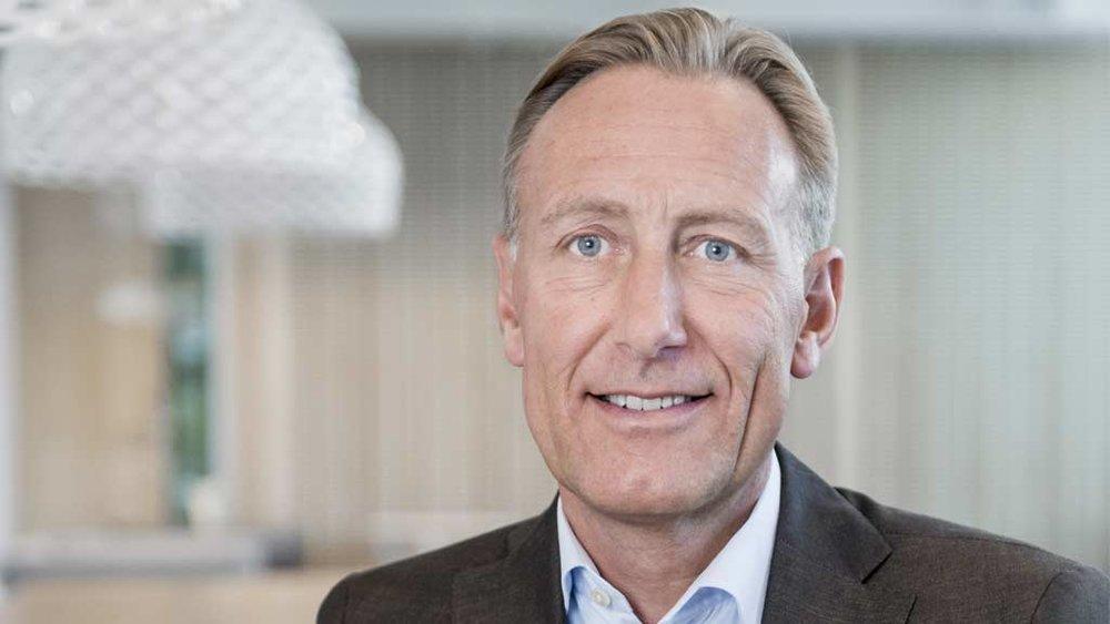 Jan-Olof Jacke ,  vd, AstraZeneca.