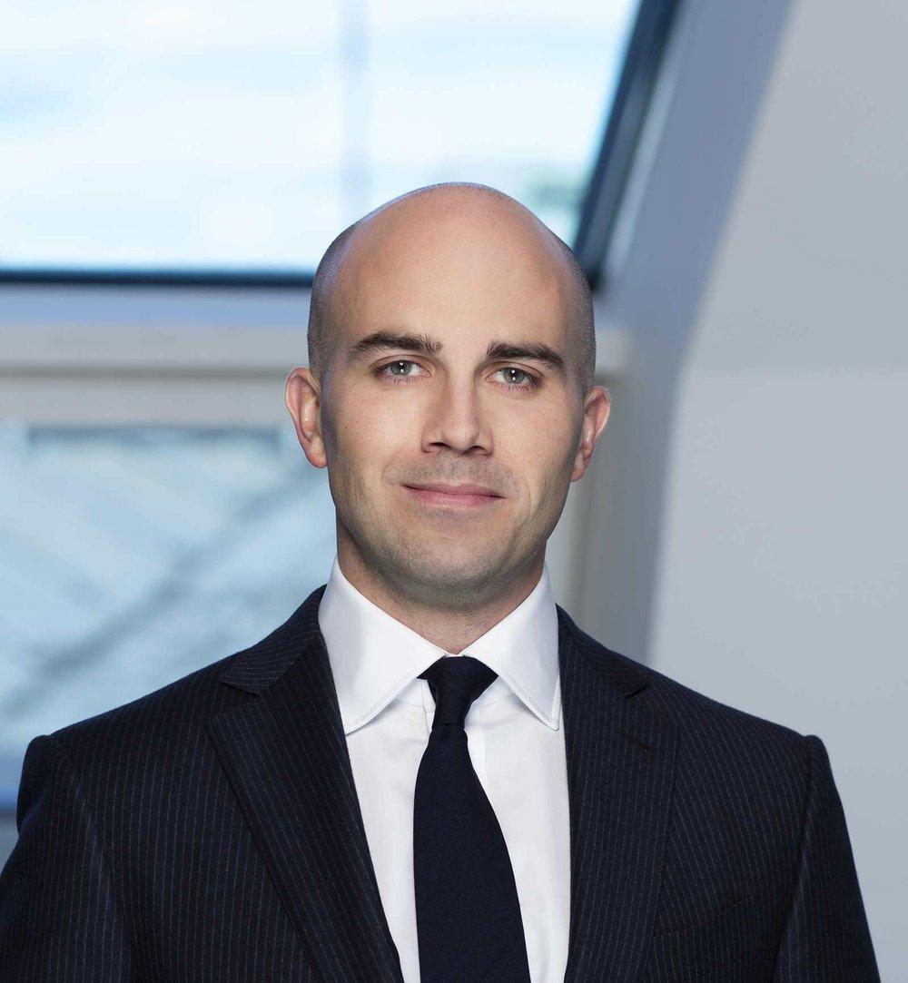 Erik Lagerlöf, adjungerad professor, Handelshögskolan i Stockholm, jurist på Vinge.