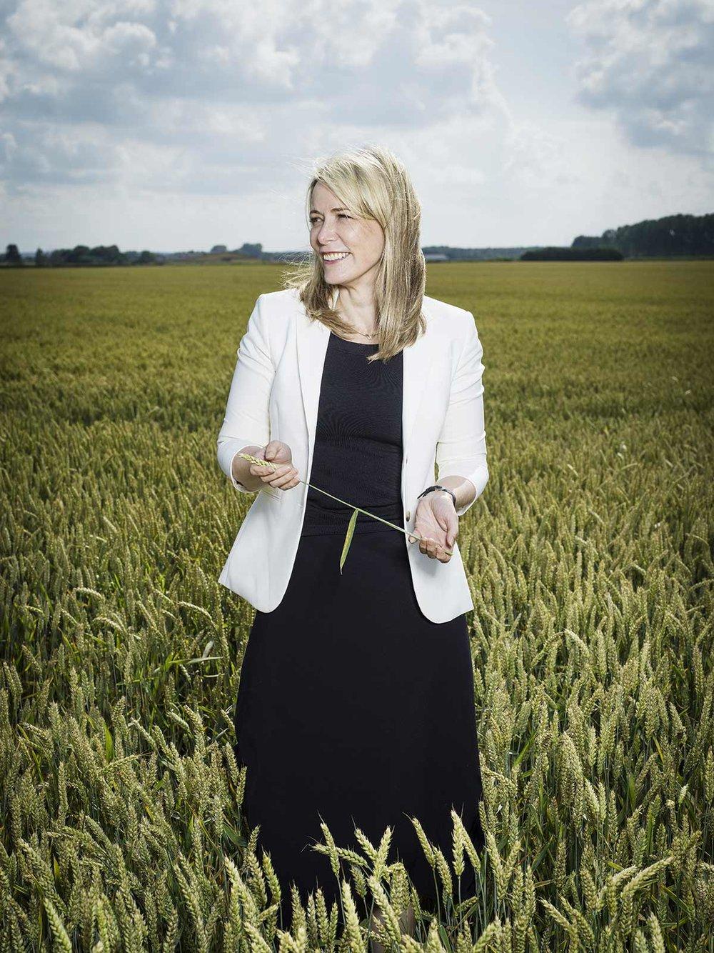 Anna Malmhake, vd, The Absolut Company.