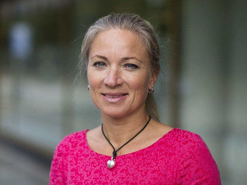 Jonna Opitz ,marknads-, försäljnings- och kommunikationsdirektör, Inwido AB.