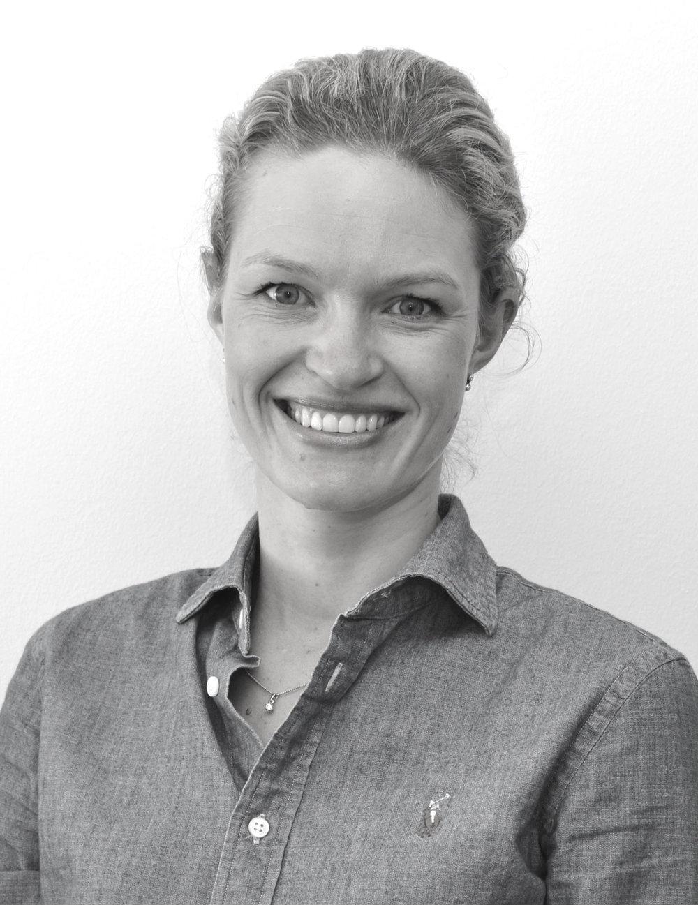 Hedvig Alling, business team manager transformation & change management, Acando