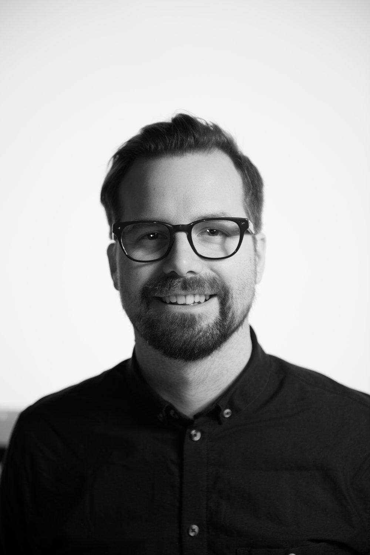 Jerker Knape, service designer and art curator, Transformator Design