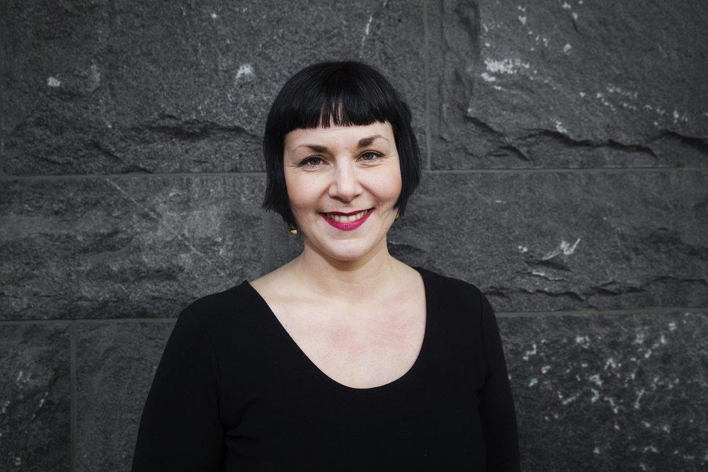 Kristin Nord , moderator, HD-Sydsvenskan