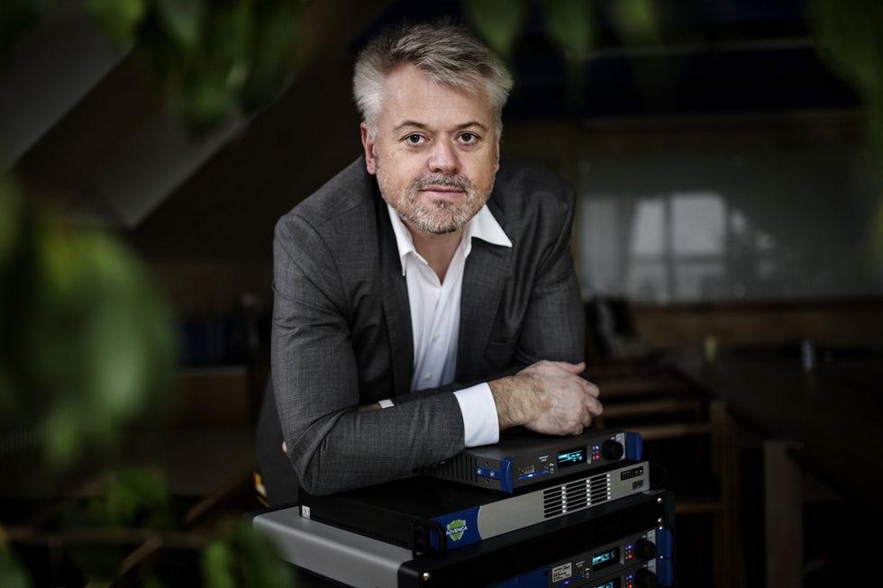 Jonas Dellenvall, CTO, Advenica