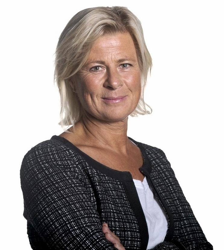Karin Liliedahl, Affärsutvecklare, Bonnier News. Moderator för konferensen.