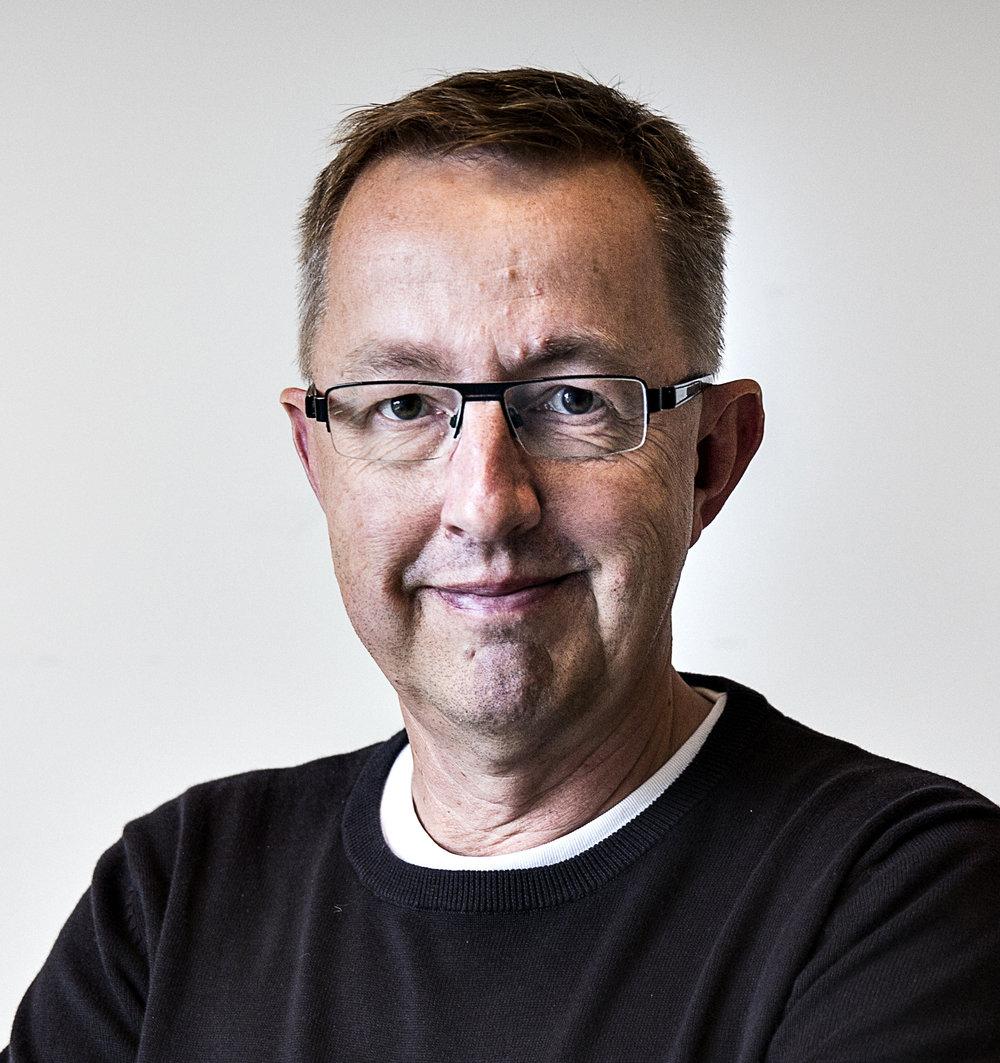 Bengt Arvidson, moderator för konferensen