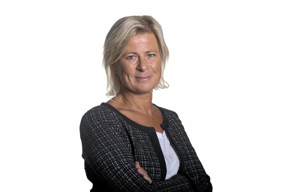 Karin Liliedahl   Moderator för dagen