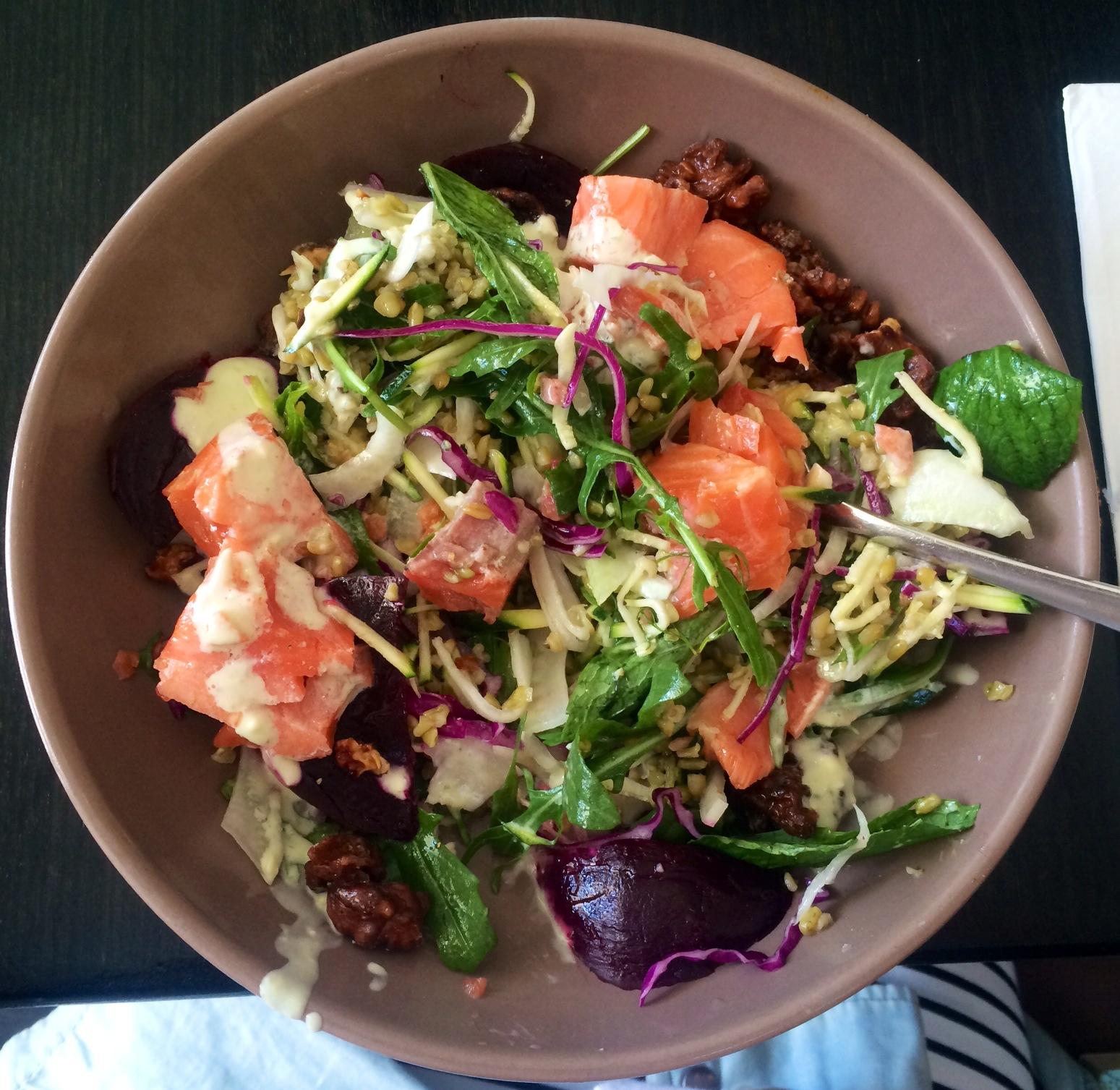 Best salad in bondi beach