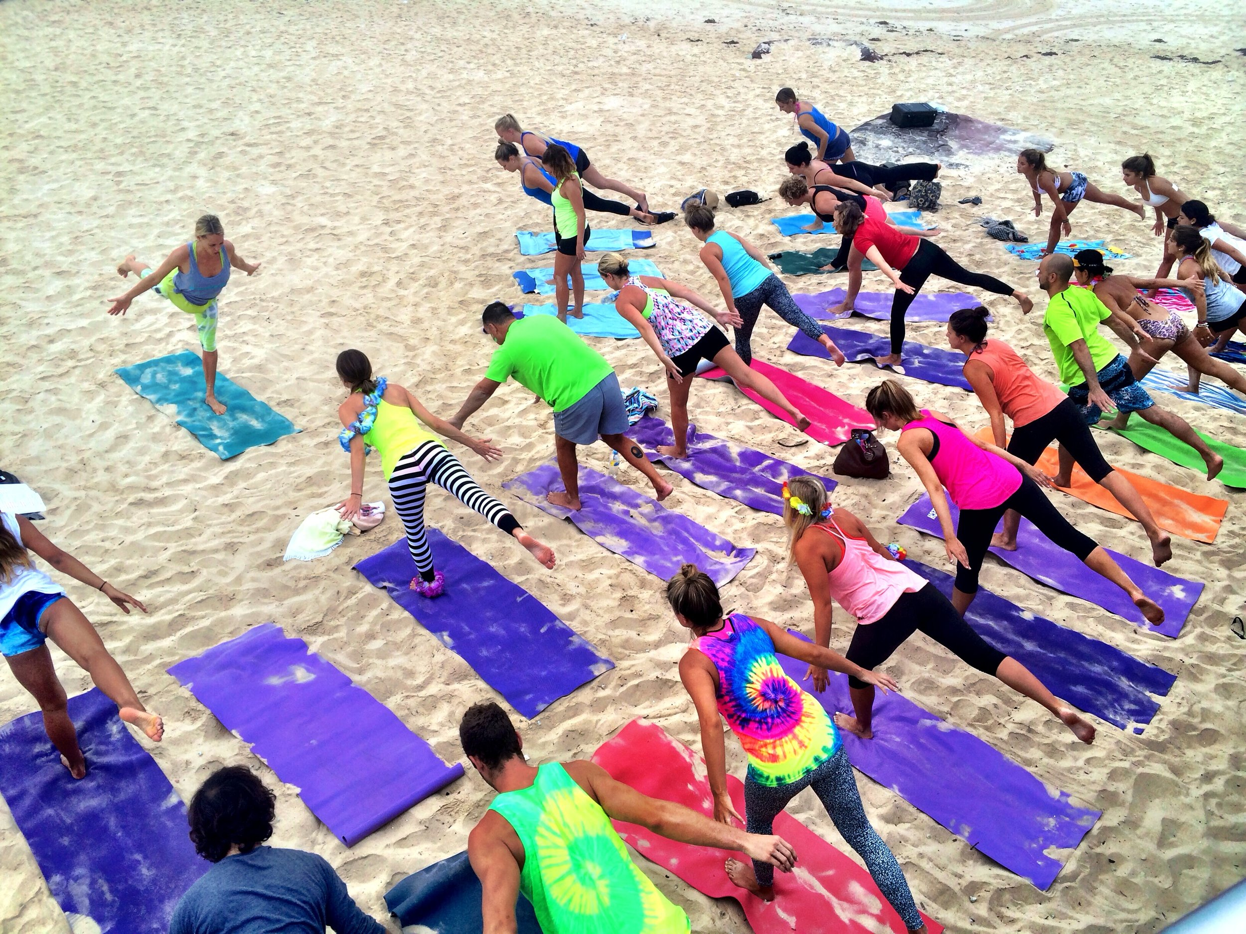 Best yoga in bondi