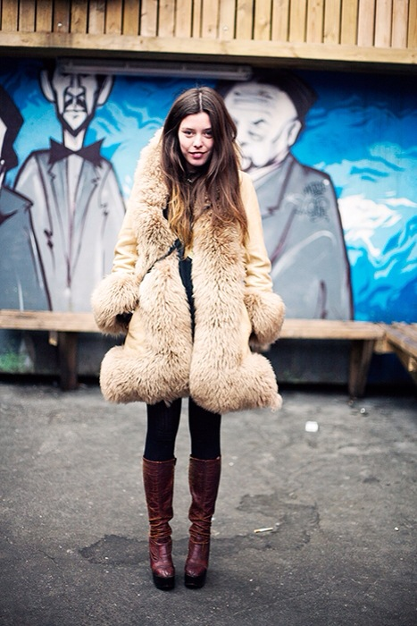 Icelandic street style. Image courtesy of Pinterest