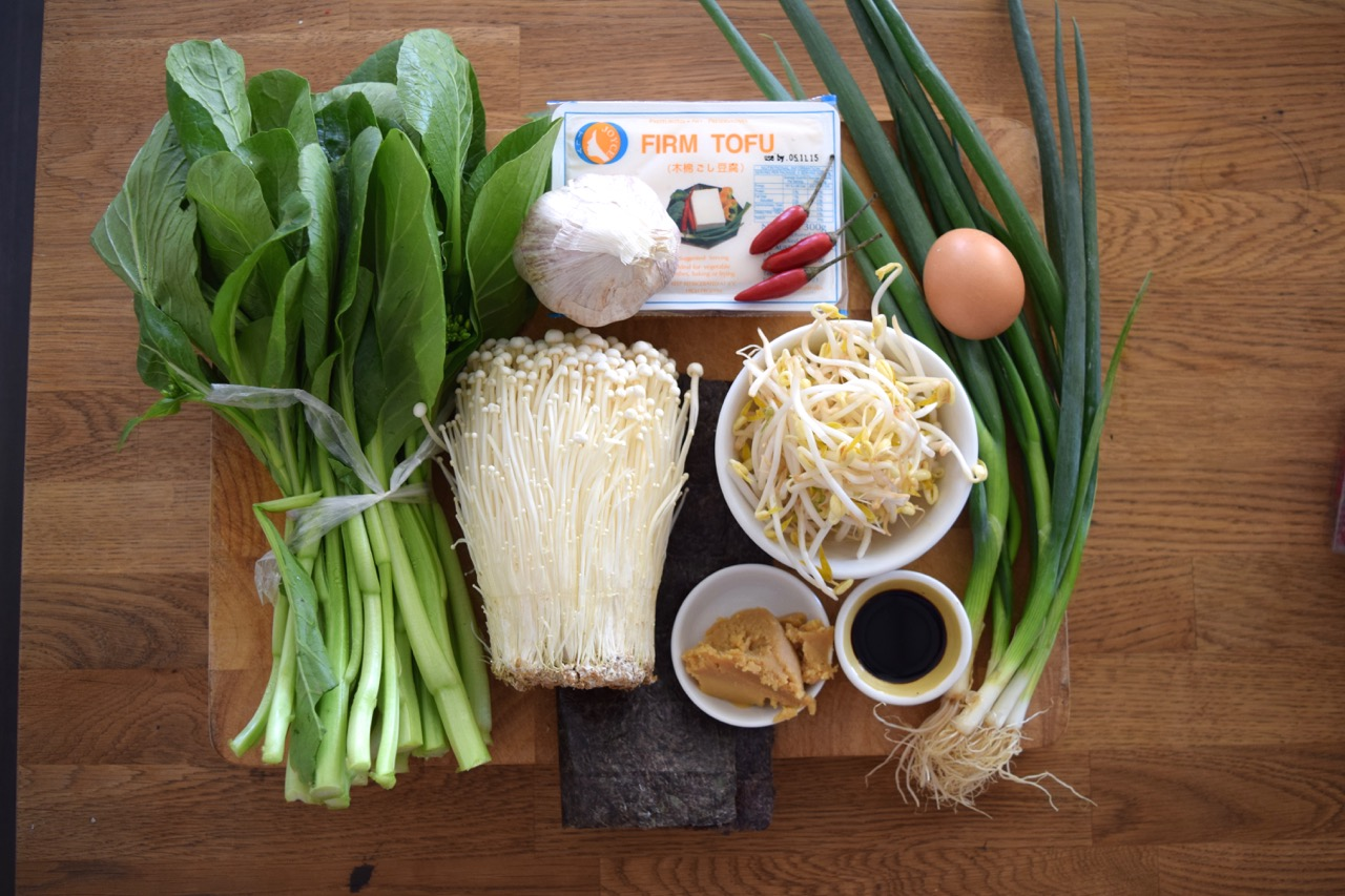 vegetarian ramen 2