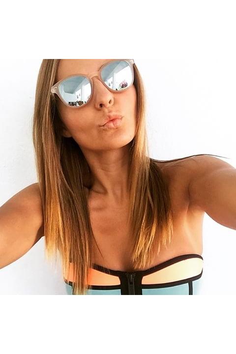 fa533ab111 Bandwagon Sunglasses - Raw Sugar — IMWIM