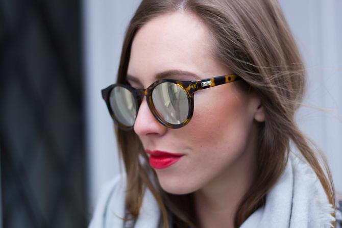 Le Specs Hey Macarena -Khaki 7x1GbxAZ