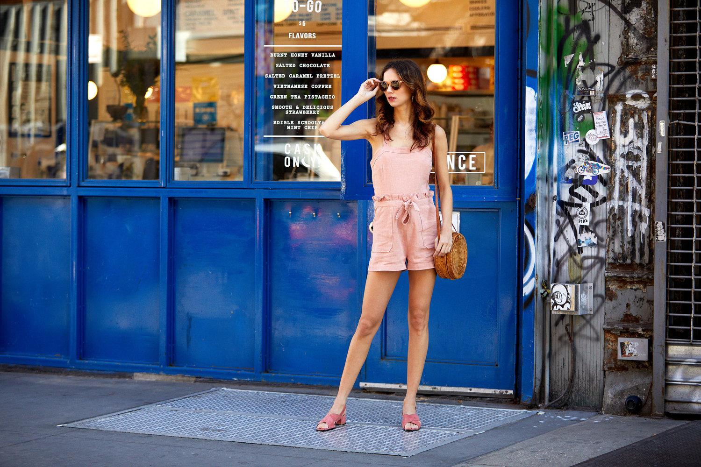 8649ae8a4073d Le Specs Hey Macarena Polarized Sunglasses - Blonde
