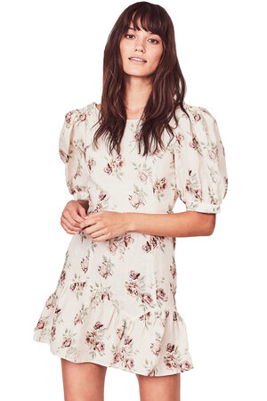 3383212ad1fc6 Lena Reversible Floral Mini Dress ...