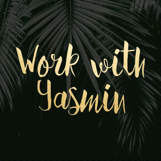 Work with Yasmin Button